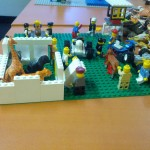 lego serious play workshops - story telling