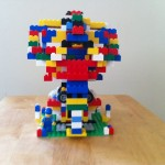 lego serious play workshops - building models