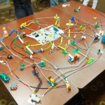 lego serious play workshops - share model